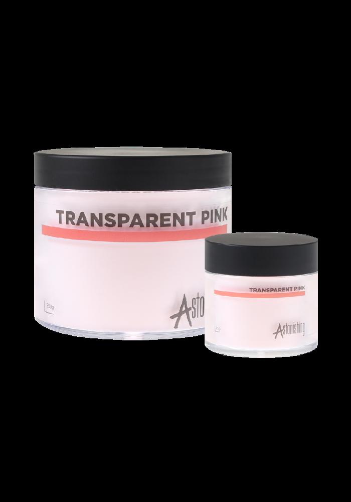 DEAL Acrylic  powder Transparent Pink 250gr +25gr FREE