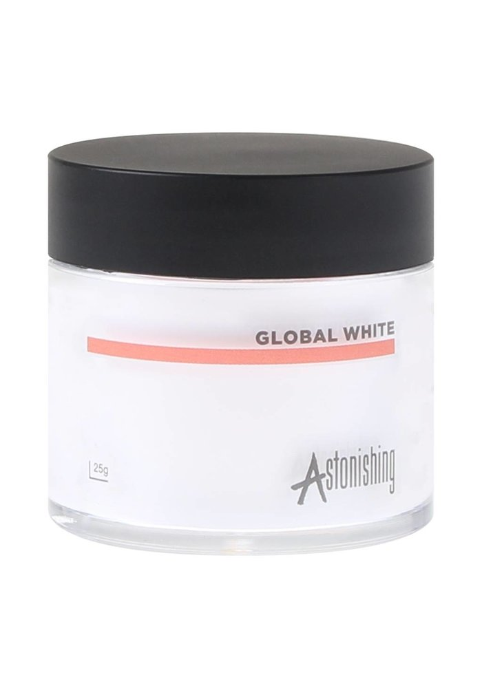 DEALS Acryl poeder Global White 250gr + 25gr FREE