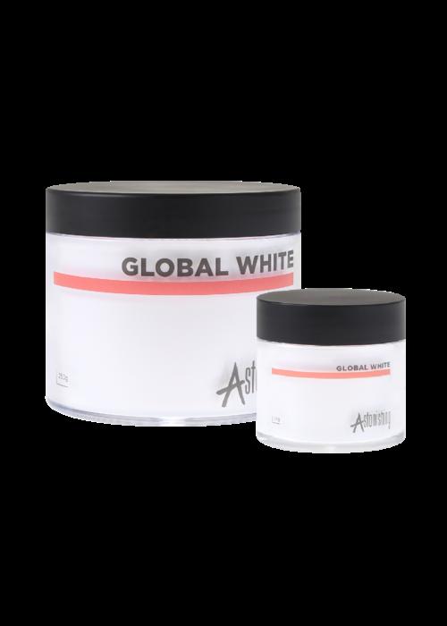Astonishing Acryl poeder Global White 250gr + 25gr FREE