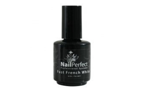 NailPerfect Fast French White 15 ml