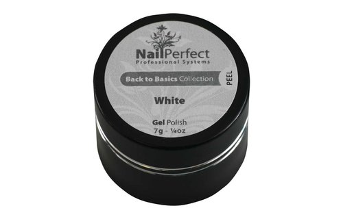 NailPerfect Color Gel White 7g