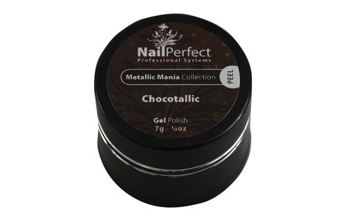NailPerfect Color Gel Chocotallic 7g
