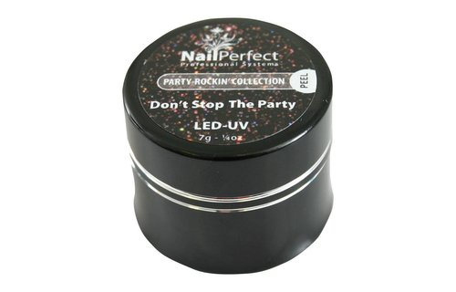 NailPerfect Color Gel LED/UV #003 Don't Stop The Party 7g