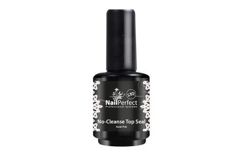 NailPerfect No-Cleanse Top Seal Nude Pink