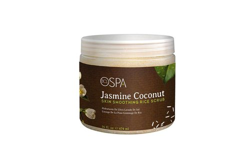 BCL SPA Rice Scrub Jasmine  Coconut