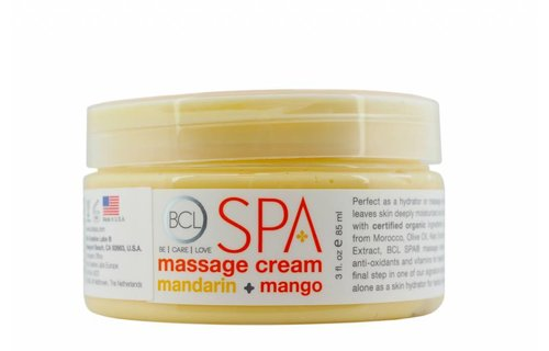 BCL SPA Massage Cream Mandarin + Mango