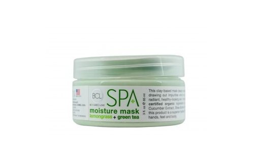 BCL SPA Lemongrass + Green Tea Moisture Mask