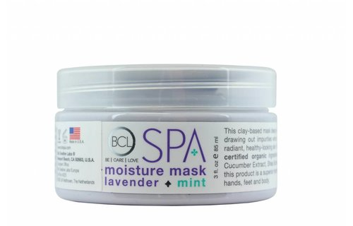 BCL SPA Moisture Mask Lavender + Mint