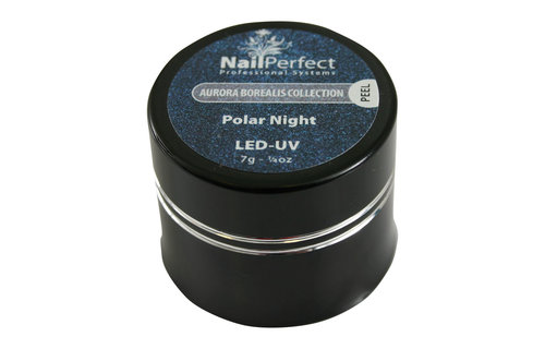 NailPerfect Color Gel LED/UV Polar Night 7g