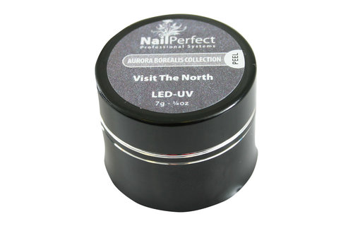 NailPerfect Color Gel LED/UV Visit The North 7g