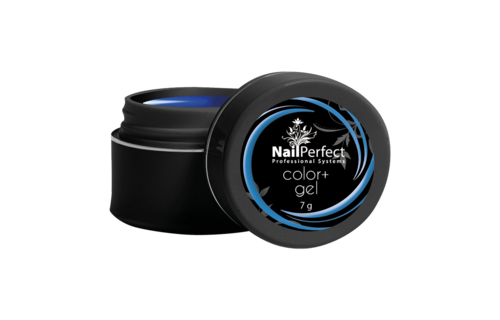 NailPerfect Color+ Gel Blauw 7g