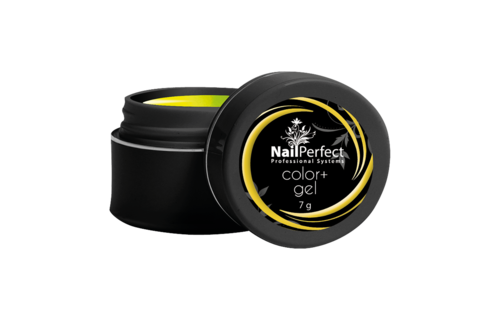 NailPerfect Color+ Gel Yellow 7g
