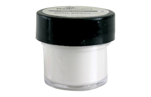 NailPerfect Color Powder #001 White Ribbon