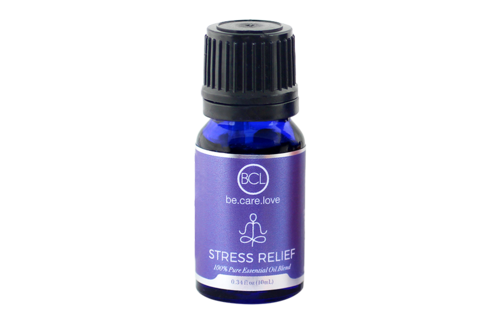 BCL SPA Stress Relief Essential Oil