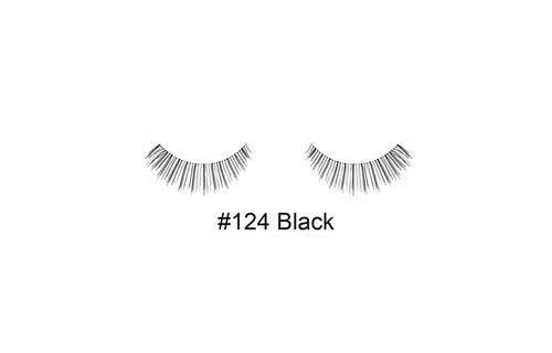 Ardell Fashion Lashes #124 Black