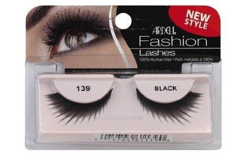 Ardell Fashion Lashes #139 Black