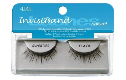 Ardell InvisiBand Sweeties Black