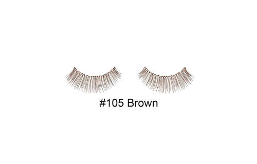 Ardell Fashion Lashes #105 Brown
