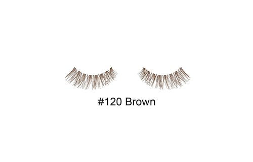 Ardell Fashion Lashes #120 Brown