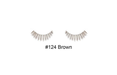 Ardell Fashion Lashes #124 Brown