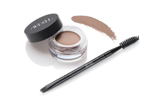Ardell Brow Pomade w/ Brush Med Brown