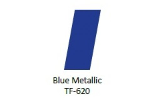 No Label Transfer Foil TF-620 Blue Metallic