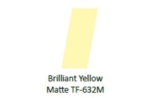 No Label Transfer Foil TF-632M Brilliant Yellow