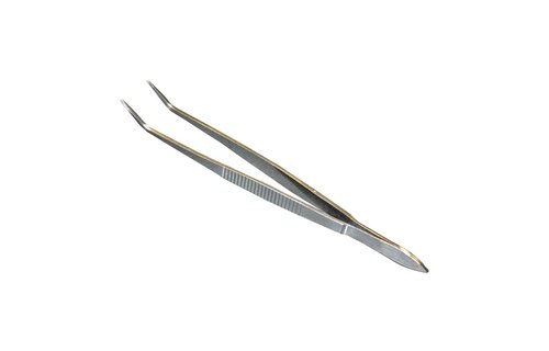 No Label Tweezer with angled point TWIA