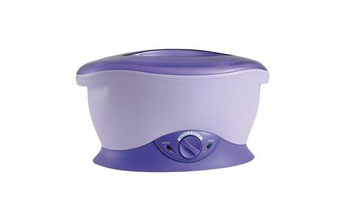 No Label Paraffin Bath Purple + 3 x 450gr. paraffin