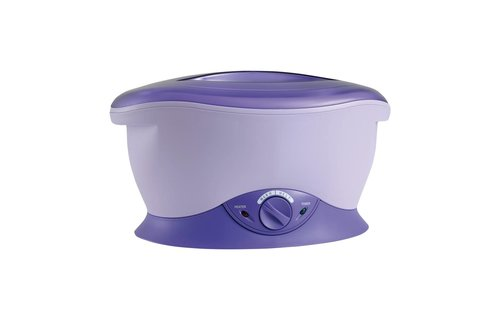 No Label Paraffin Bath Purple