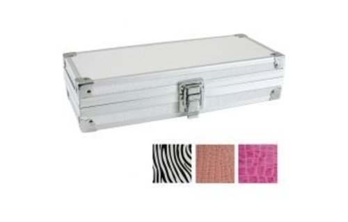 No Label Implement Box Zebra