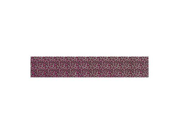 Transfer Foil Leopard Roze