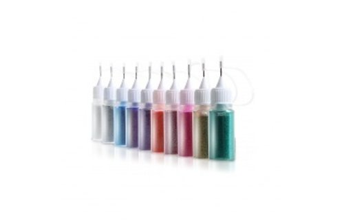 No Label Glitter Kit 10 pcs