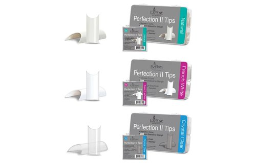 Ez Flow Tips Perfection II Natural 100st