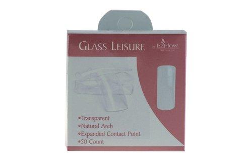 Ez Flow Tips Glass Leisure #8 50pcs