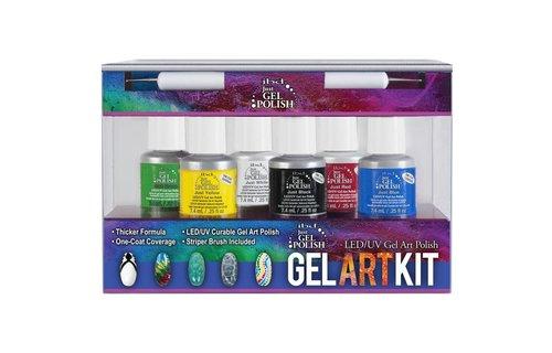 Ez Flow TruGel De gn Expert Gel Art Polish Kit