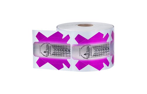 Ez Flow TRADITIONAL NAIL FORMS 500 CT ROLL