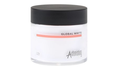 Astonishing  Acrylic powder Global White