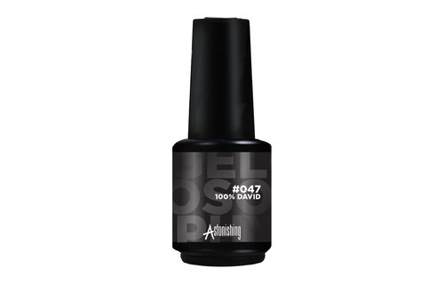 Gelosophy Gelnagellak #047 100% David 15ml
