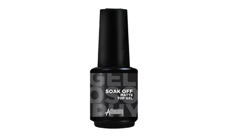 Gelosophy Matte Top Gel 15ml