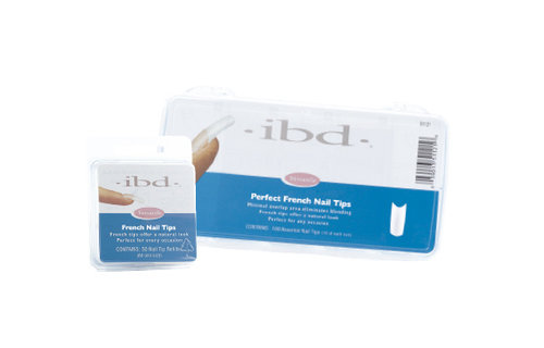 IBD Perfect French Tips - 100 ct