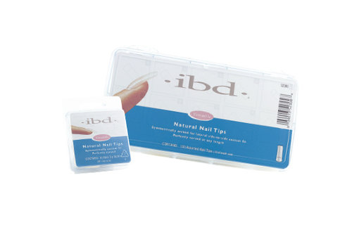 IBD Natural Tips (formerly L.A. Creations) 100 ct