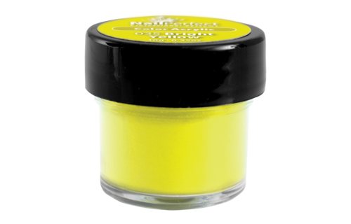NailPerfect Color Powder #035 Bright Yellow