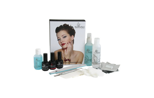 NailPerfect Soak Off Gel Polish Kit