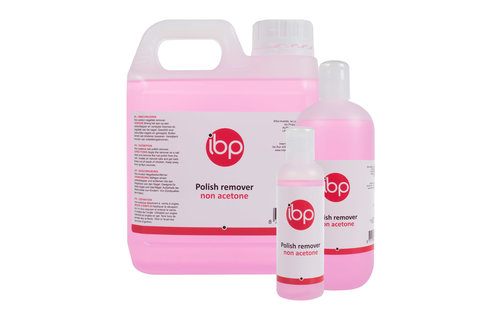No Label IBP Nail Polish Remover Non Aceton