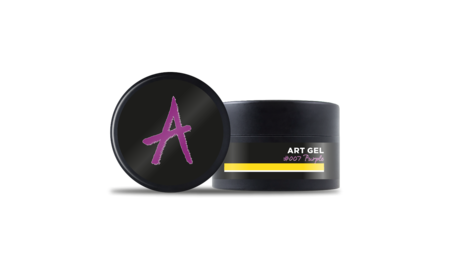 Astonishing  Art Gel #007 Purple