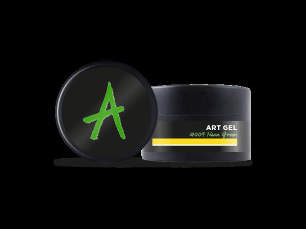 Art Gel #009 Neon Groen 7 gr