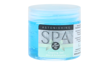 Astonishing Spa Pedicure Cooling Gel - Mint and Eucalyptus 60ml