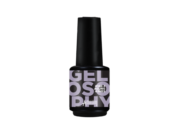Gelpolish Summer #1Q2.3 Agung Ashes 15ml