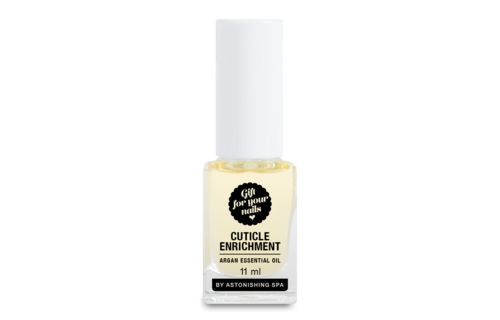 Astonishing Spa Cuticle Enrichment Argan Essential Oil 11ml